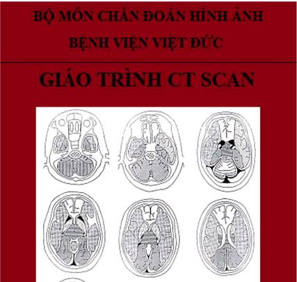 GIÁO TRÌNH CT SCAN