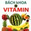 Bách khoa vitamin – Tủ sách gia đình